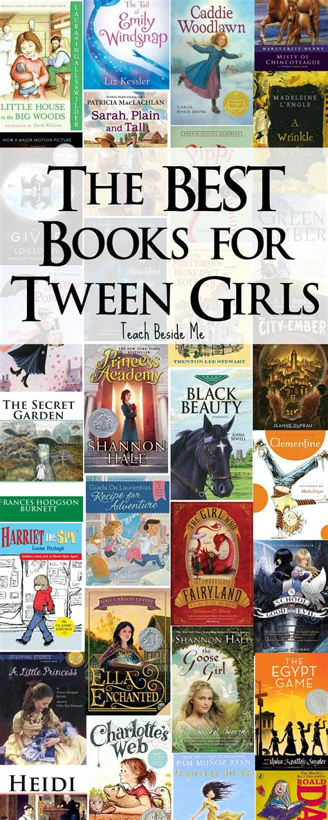 Best Books For Tween Girls  Teach Beside Me. Professional Bio Template Free. Top Counseling Graduate Programs. Fax Cover Sheet Template Free. Instagram Frame Template. Student Athlete Graduation Rates By School. Album Cover Posters. Fundraiser Flyer Wording. Unique Sample Of Resignation Letter From Job