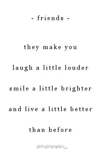friends  laughter quotes quotesgram