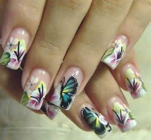 Wedding nail designs beautiful art weddbook