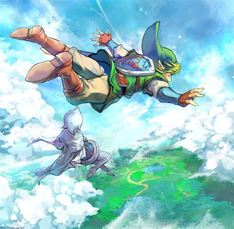 Legend of Zelda Skyward Sword Wallpaper ·① WallpaperTag