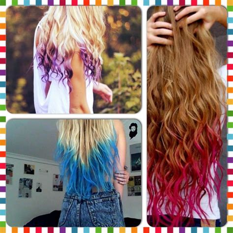 How To Dip Dye Your Hair With Kool Aid👌 By Rose K Musely