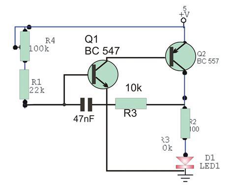 Simple Infrared Transmitter Circuit