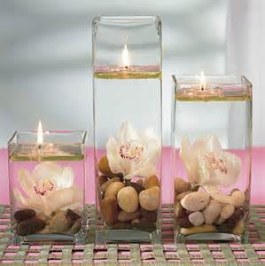 Seashell Christmas Tree Lights by 20 Candles Centerpieces Romantic Table Decorating Ideas