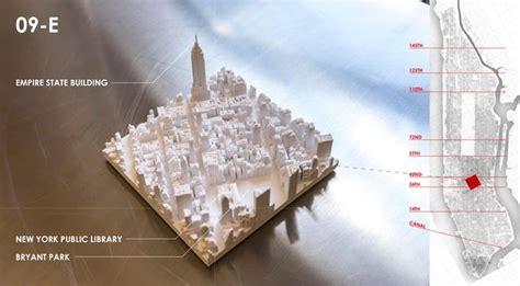 tiny  printed model  manhattan shatters kickstarter