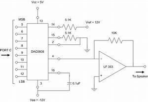 Headphone Dac Diagrams