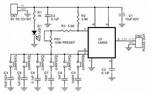 Pulse Generator  U2013 Circuit Wiring Diagrams