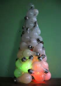 creative and adorable christmas trees recycling center