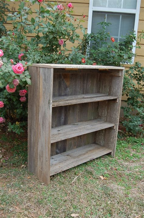 wood farmhouse barn door bookcase barn wood bookcase for the home pinterest bookcases