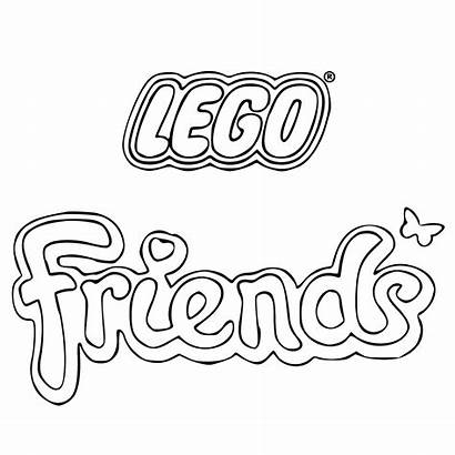 Lego Friends Coloring Pages Andrea Getcoloringpages