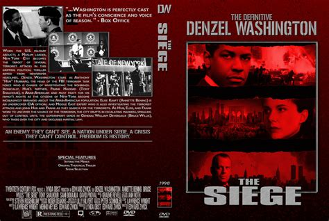 the siege 2 the siege dvd custom covers the siege dvd covers