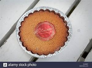 Kirschtorte Le Creusois, eine regionale Spezialität Kuchen