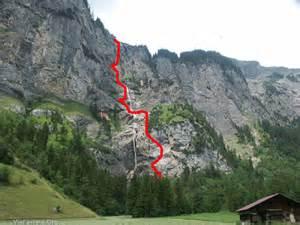 Via Ferrata Suisse by Viaferrata Com 519e Via Ferrata Allmenalp Kandersteg