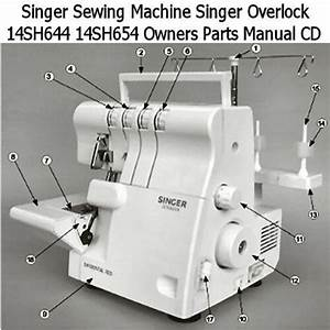 Singer Sewing Machines 2k Plus Service Manuals Parts Ops