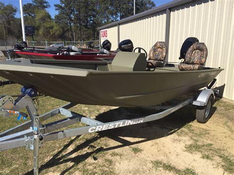 Crestliner Boats Retriever by Crestliner Retriever Sc 2015 For Sale For 13 996 Boats