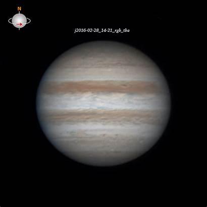 Saturn Jupiter Feb 28th Solar System
