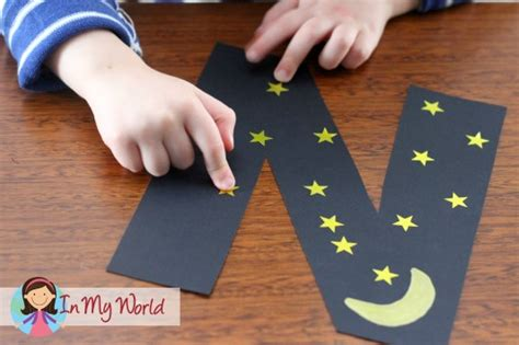 letter n preschool craft preschool letter n in my world 507