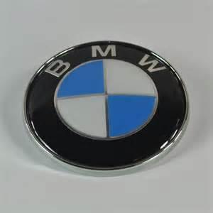 bmw emblem motorhaube bmw emblem motorhaube e36 e38 e39 e30 e46 e34 e90 82mm neu