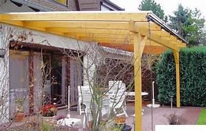 Holz überdachung Für Terrasse : terrassenuberdachung holz vsg ~ Sanjose-hotels-ca.com Haus und Dekorationen