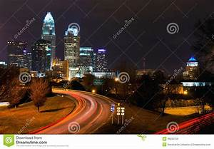 Charlotte, NC Stock Photo