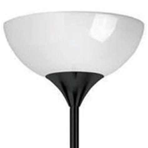 plastic torchiere floor l shade replacement nowlighting offers lite source lit 91107 lighting