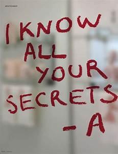 A (Pretty Little Liars)   Pretty little liars   Pinterest ...