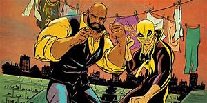Luke Cage's Colter Meets Iron Fist's Jones in New Video