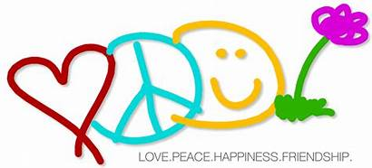 Happiness Clipart Peace Healthy Friendship Transparent Don