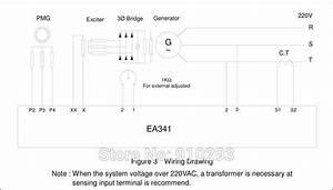 Stamford Ac Generator Avr Mx341 Ac Automatic Voltage