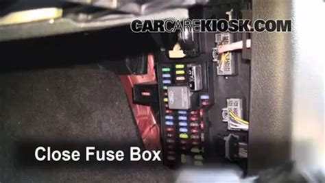 Interior Fuse Box Location Ford