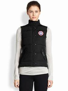 Canada Goose Down Vest Women Canada Goose Down Outlet Official