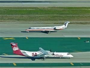 Alaska Airlines Bombardier Dash 8 Q400 University Of