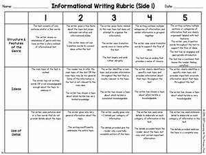 Rubrics For Table Setting & An Ex&le Of A Rubric. Sc 1 St ...