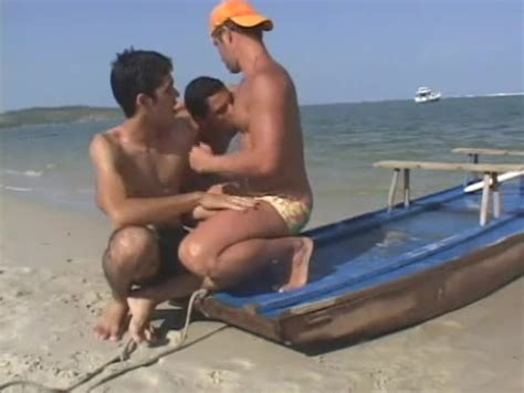Four Hot Brazilian Beach Gay Porn At Thisvid Tube
