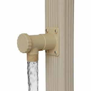 Descente De Gouttière Alu Rectangulaire : collecteur d 39 eau de pluie rectangulaire capt 39 eau acheter ~ Dailycaller-alerts.com Idées de Décoration