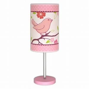 Lampe Chambre Fille : lampe de chevet oiseau luminaire d coratif pour chambre de fille ~ Teatrodelosmanantiales.com Idées de Décoration