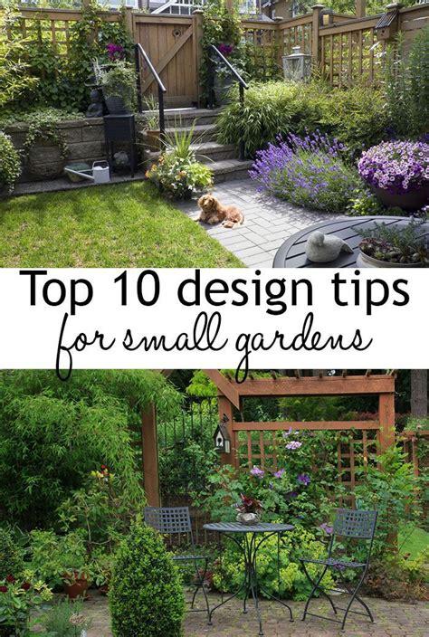 Tipps Für Gartengestaltung by Top 10 Tipps F 252 R Kleine Gartengestaltung Um Ihren Raum Zu