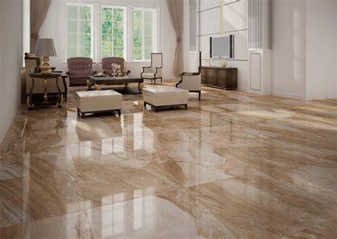 marble kitchen floor tiles umbria beige marble effect floor tile 7370
