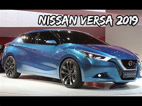 novo nissan versa  nova geracao top carros youtube