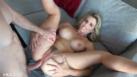 Sultry German Old Pounded In Both Holes