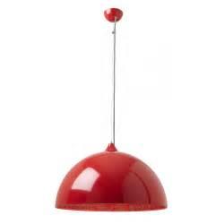 Bardemre 1 Light Modern Pendant  Bardem Red Ceiling