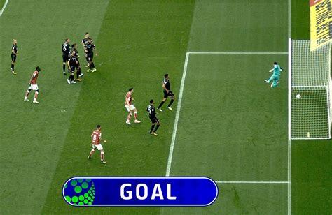 Goal-line technology first for Ashton Gate   Bristol Sport