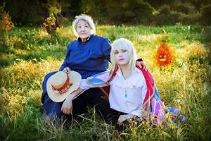 Howl and Sophie Cosplay, Howl's Moving Castle by ...