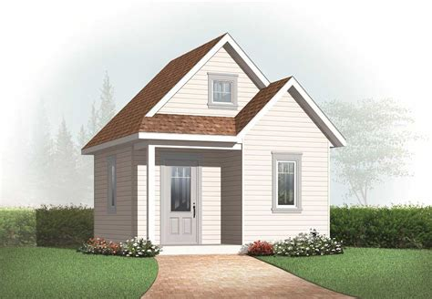 Specialty House Plan  0 Bedrms, 0 Baths  352 Sq Ft