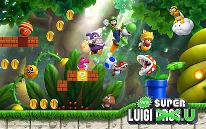 Super Mario Luigi Bros Backgrounds Wallpapers Desktop