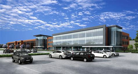 Bugatti Dealership Michigan by Expansion Begins Mi Toyota Technical Center Motrolix