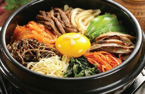 corian cuisine food bibimbap asiaholidays