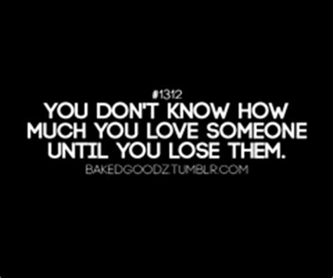 You Dont Understand Much Love You Quotes