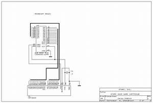 Atari 5200 Controller Wiring Diagram Atari Jaguar 2 Wiring Diagram