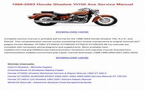 2004 Honda Shadow Sabre 1100 Owners Manual Pdf