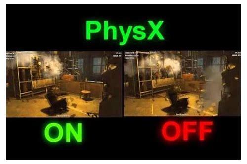 baixar de software physx amd radeon hd